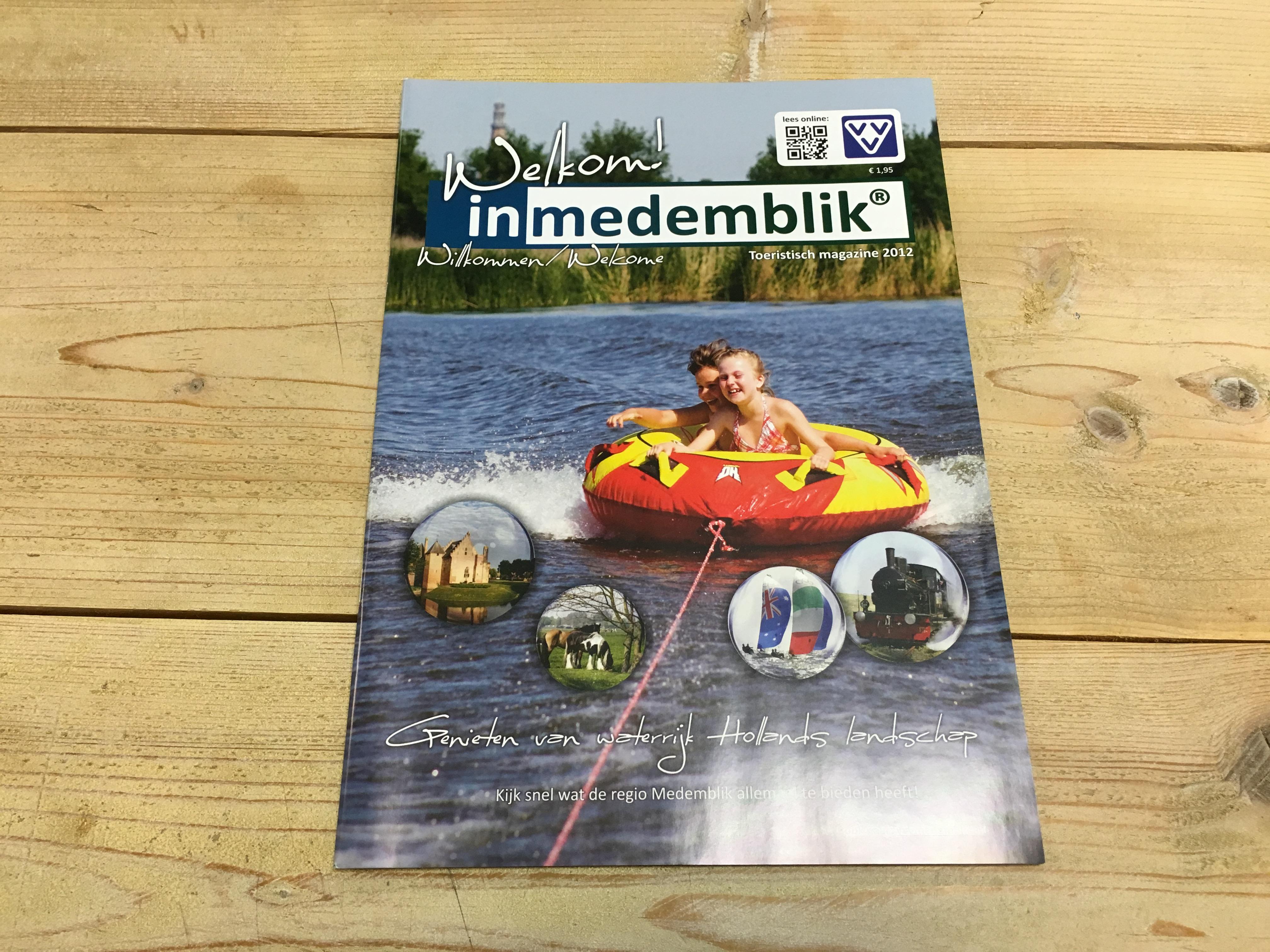 InMedemblik magazine 2012