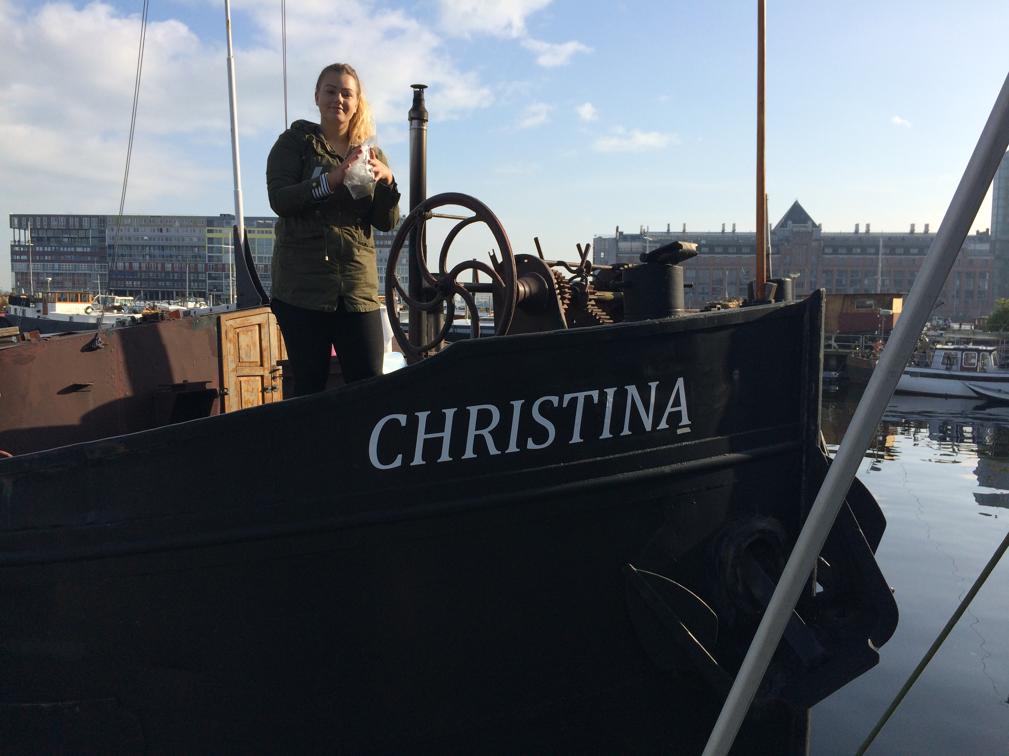 Christina - Amsterdam