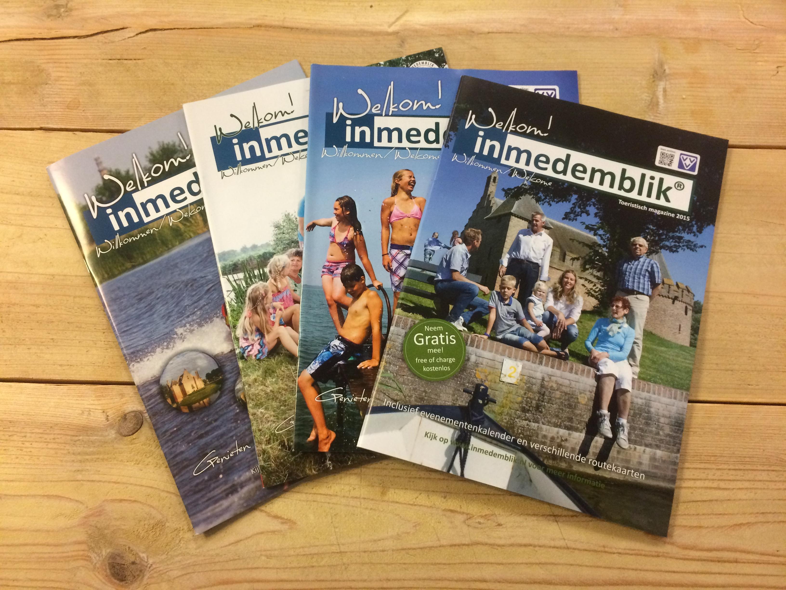 Inmedemblik Magazine