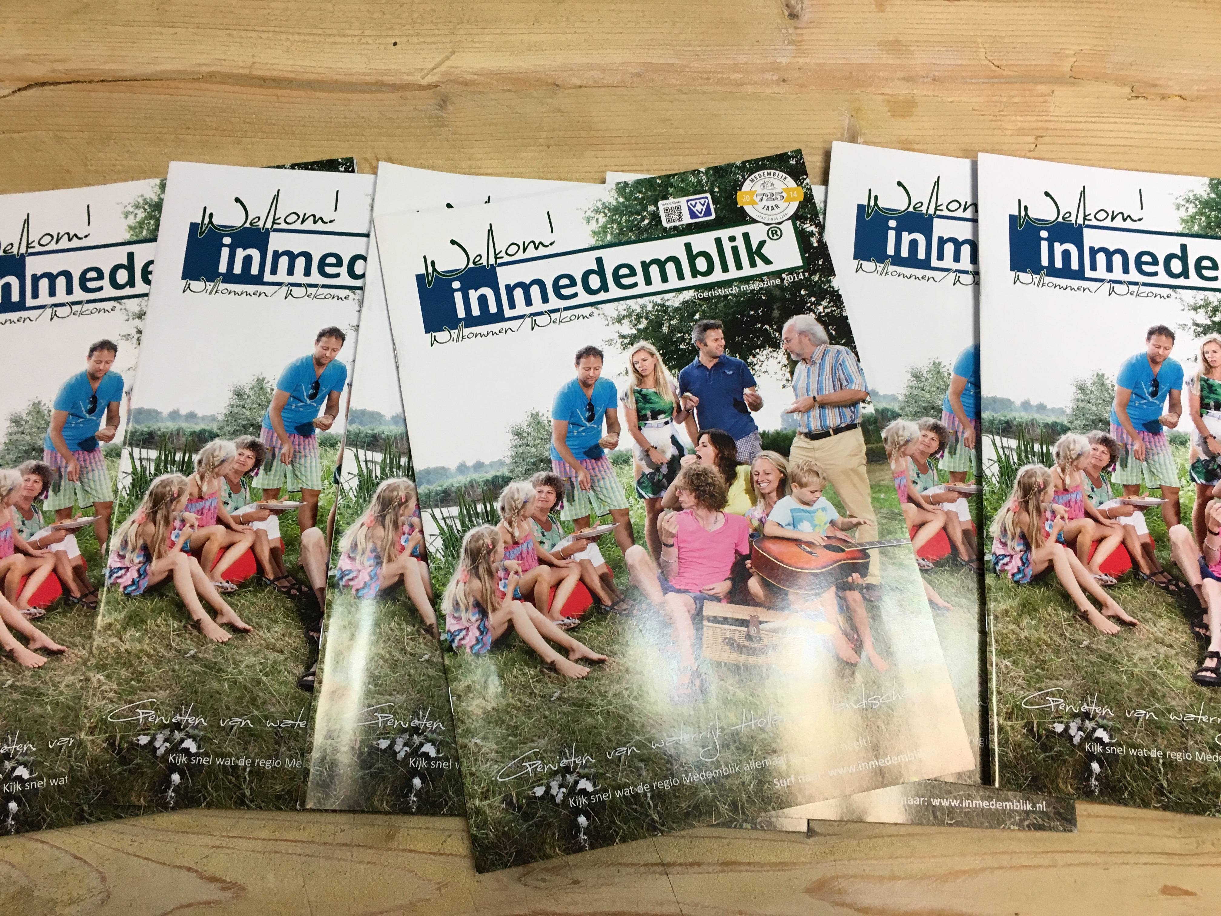 InMedemblik magazine 2014