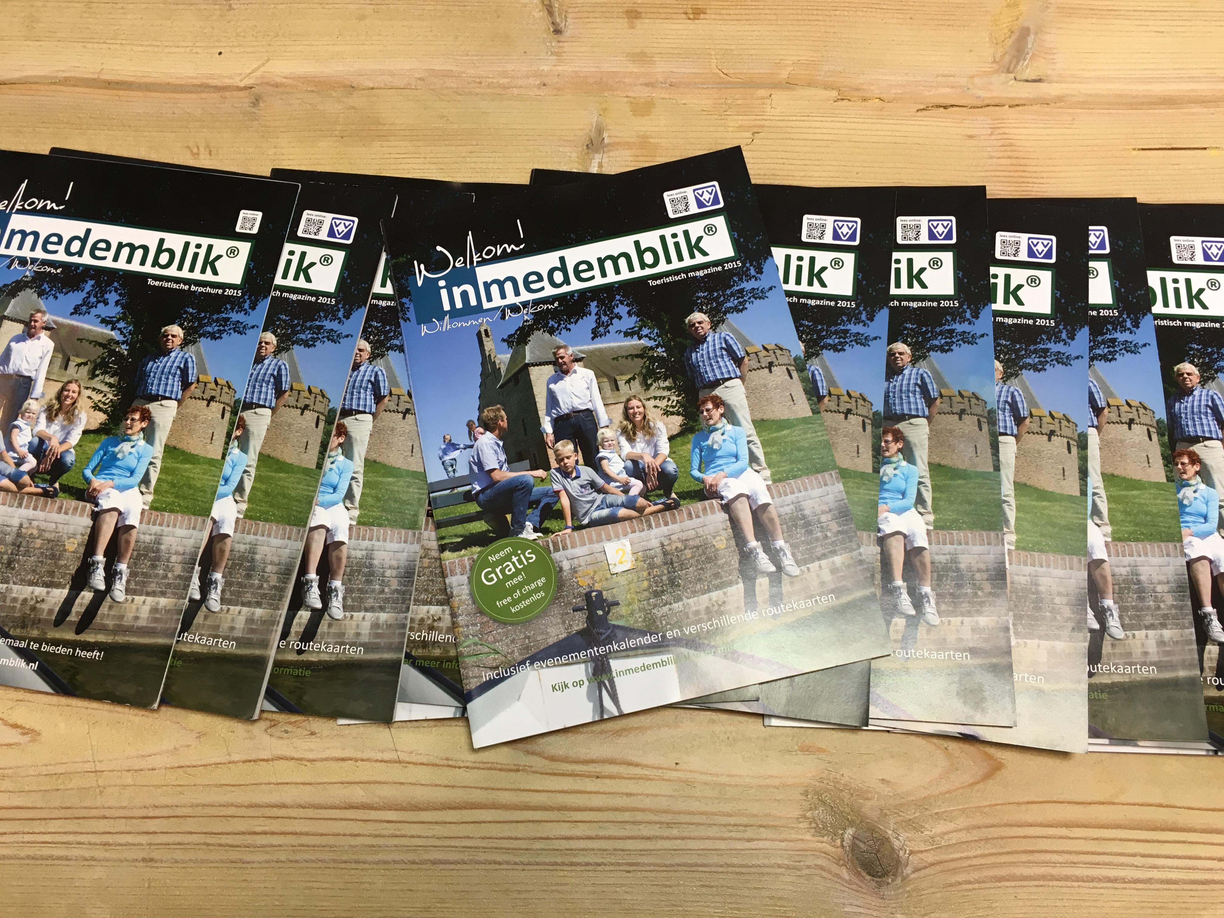 InMedemblik magazine 2015