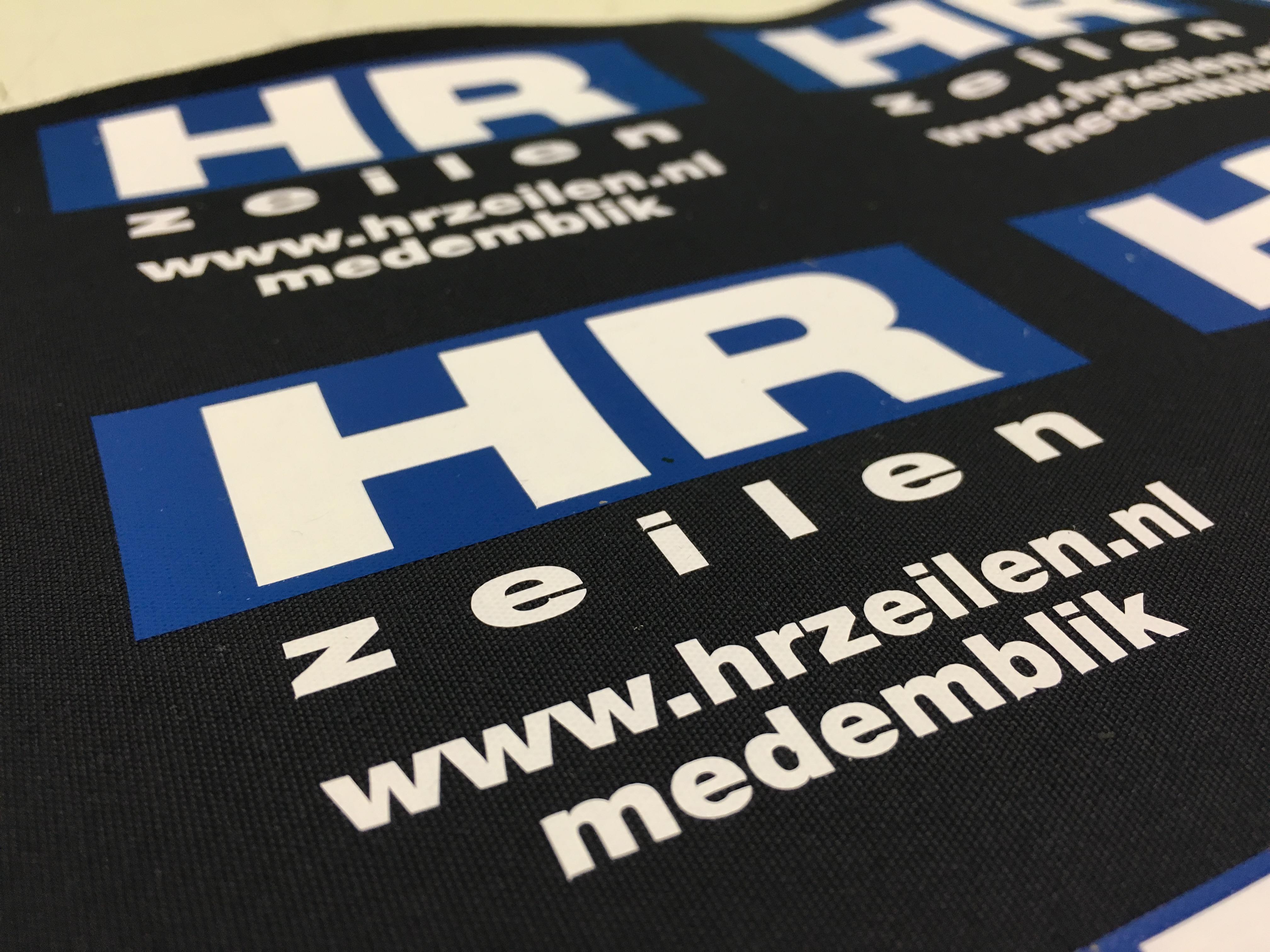 HR Zeilen - etiketten