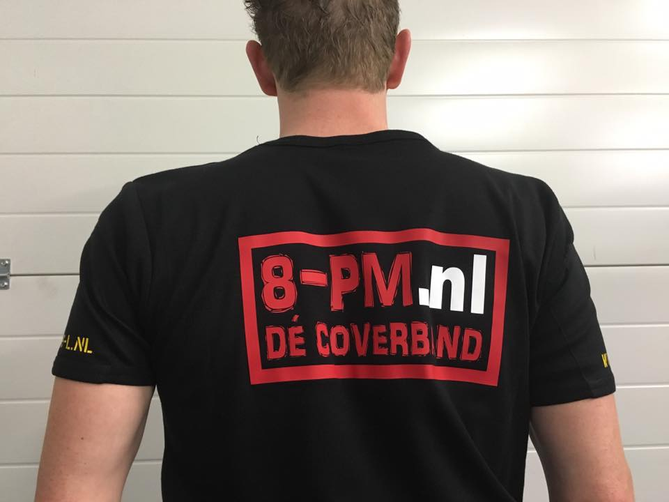 PC Reclame - 8PM shirts in de Eindsprint in 2015