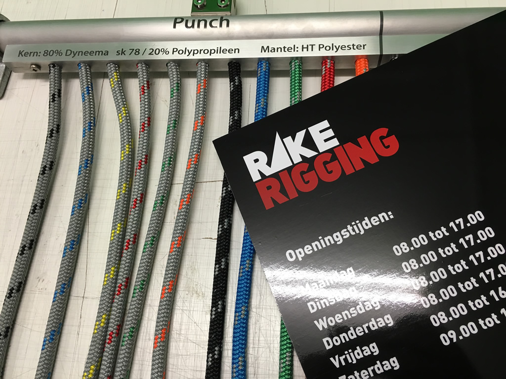 Rake Rigging - Full service tuigerij