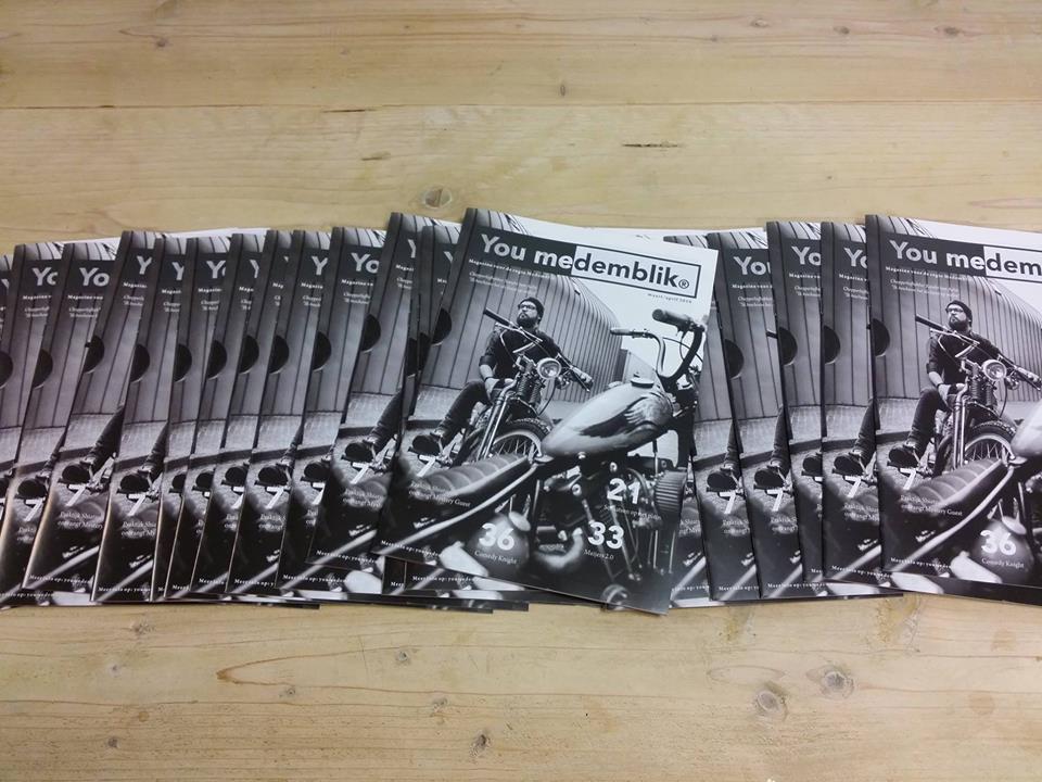 Youmedemblik - Maart-april 2016 editie