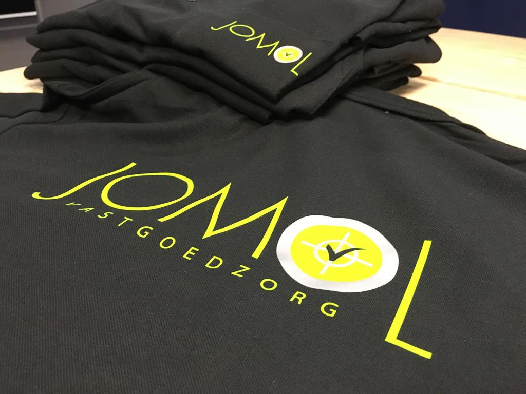 PC Reclame - kleding Jomol