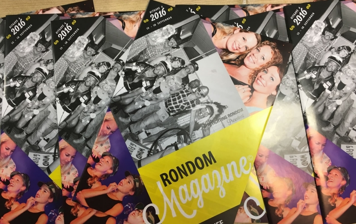 Rondom magazine