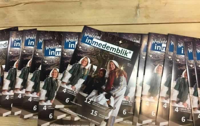 Inmedemblik magazine winterspecial 2016