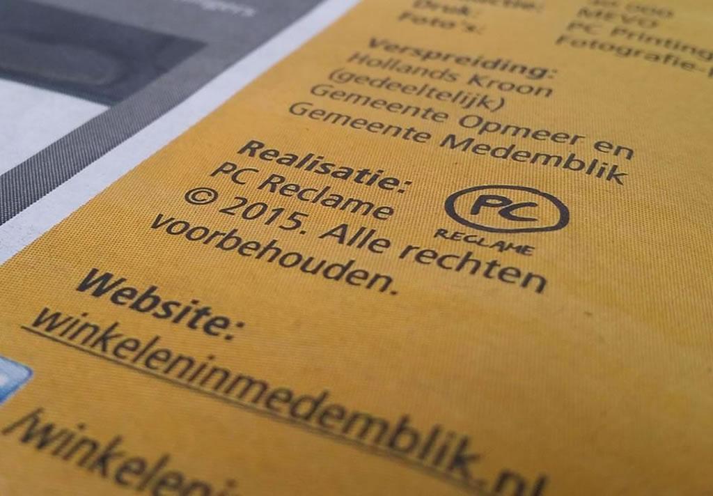 PC Reclame - Winkelen in Medemblik