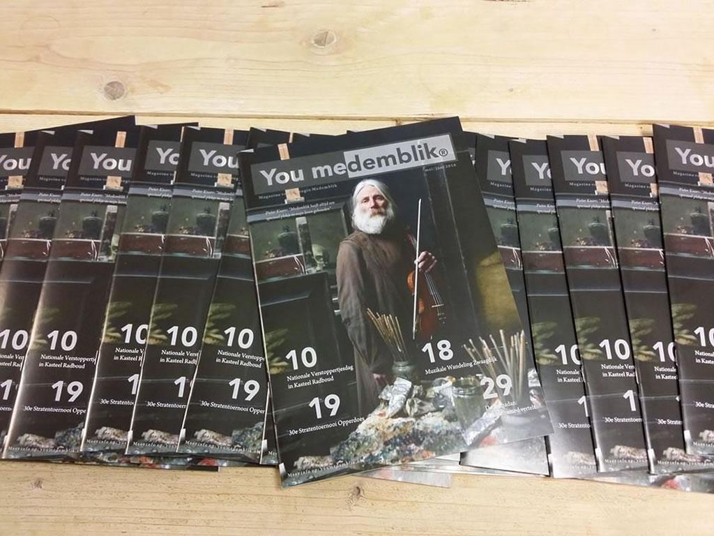 YouMedemblik magazine mei-juni 2016