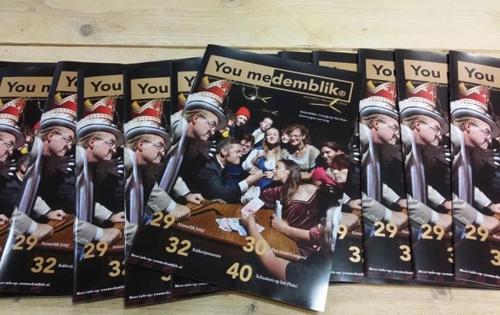 YouMedemblik magazine november-december 2016