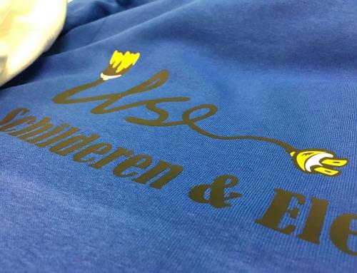 Kleding Ilse Shilderen & Elektra voorzien van nieuwe kleding
