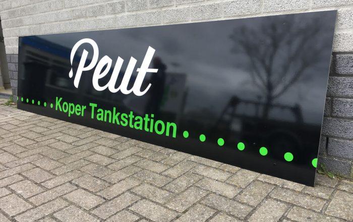 PC Reclame - Sponsorbord FC Medemblik - Peut Koper