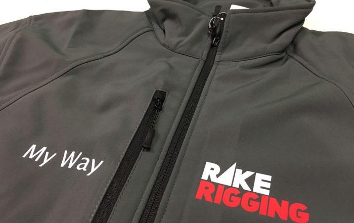 PC Reclame - Kleding - Rake Rigging