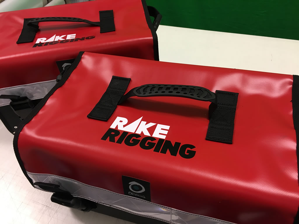 PC Reclame - Belettering - Rake Rigging