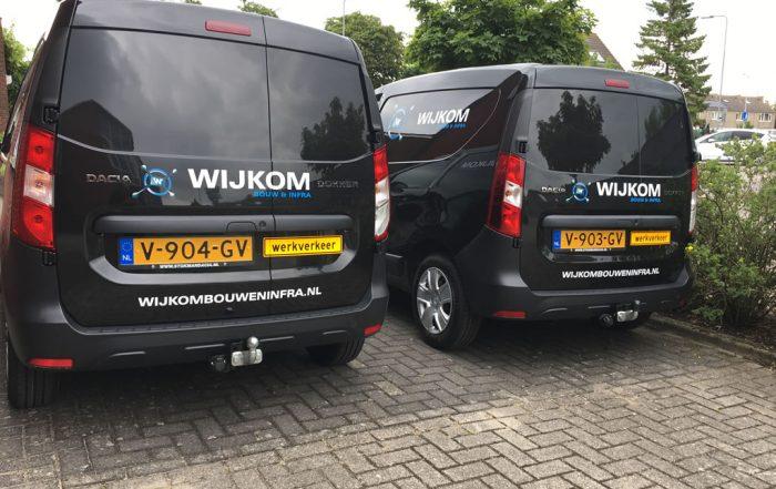 Wijkom - Bouw & Infra