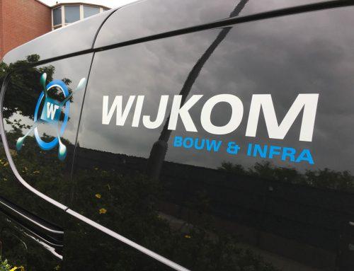 Belettering Wijkom auto's