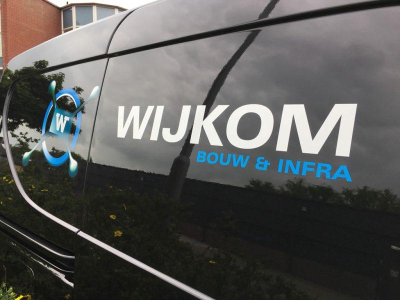 Wagenpark Wijkom - Bouw & Infra groeit door