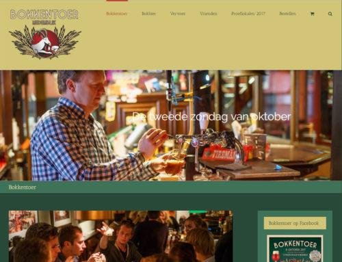 Bokkentoer heeft verbeterde en overzichtelijke website