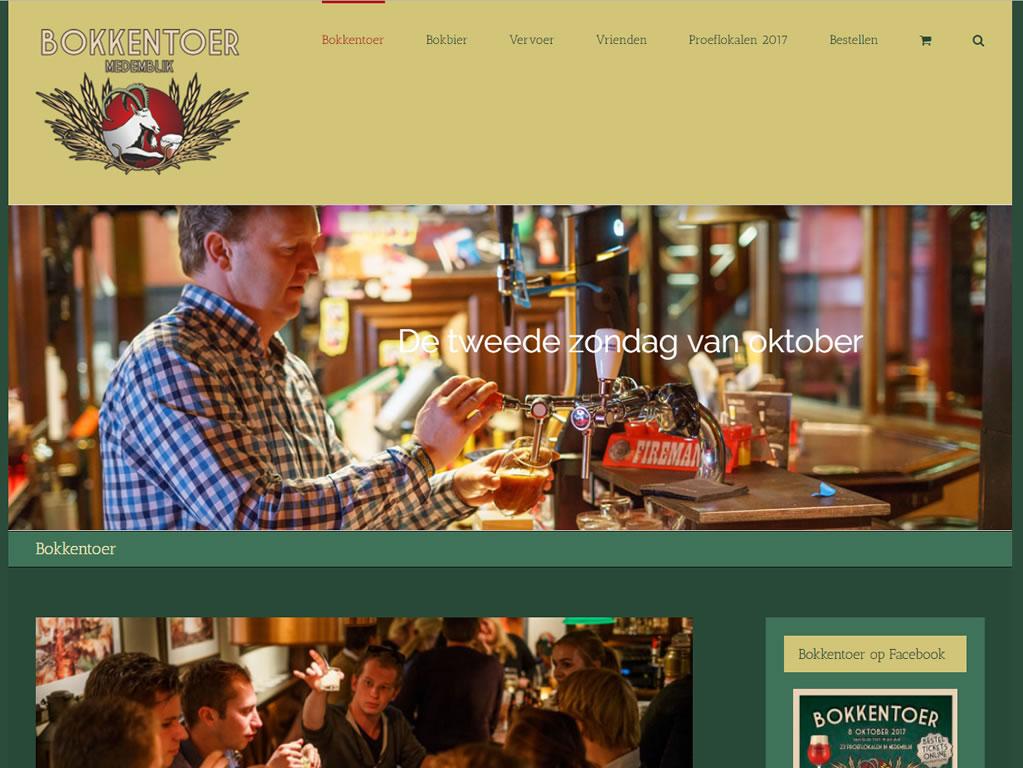 PC Reclame - Bokkentoer website
