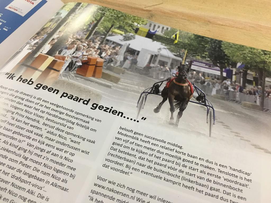 Lekker Lang Weekend magazine 2017 - Prins Hendrik