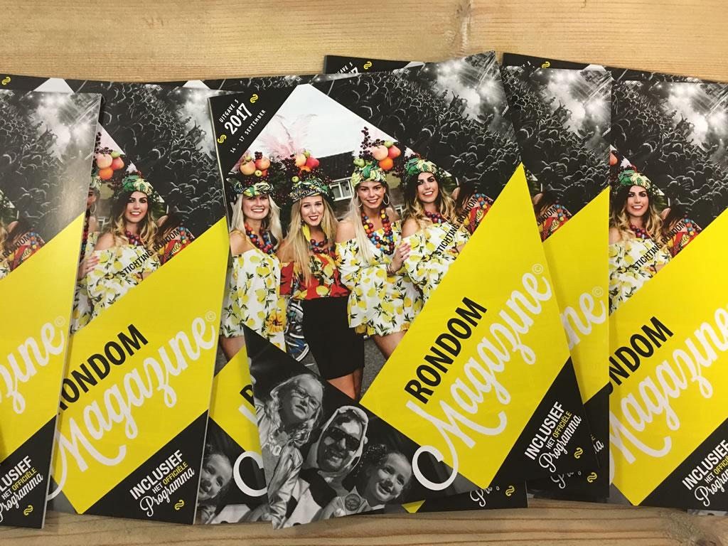 Lekker Lang Weekend magazine 2017 - Rondom