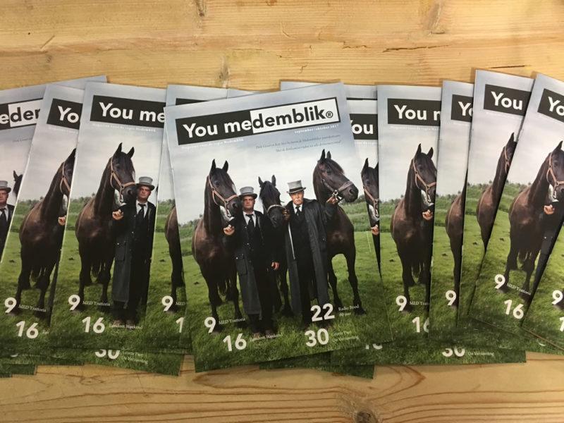 YouMedemblik magazine - 2017 nr. 5