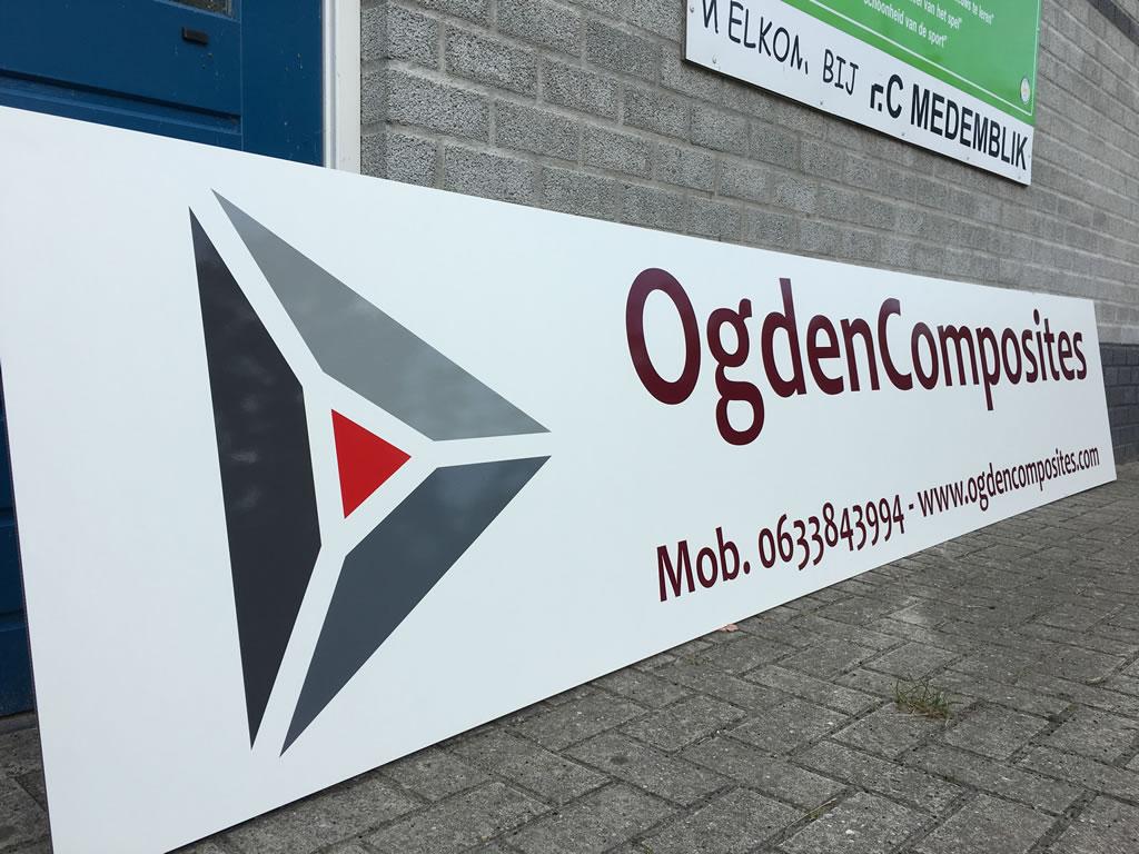 PC - Reclame FC Medemblik - Ogden Composites