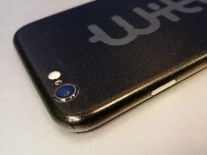 Meer dan Carwrapping, bijvoorbeeld een gewrapte iPhone