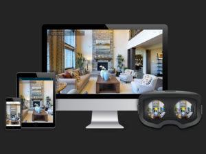 3D- en VR media oplossingen van Matterport