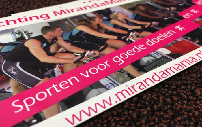 Stichting MirandaMania - Ansichtkaarten
