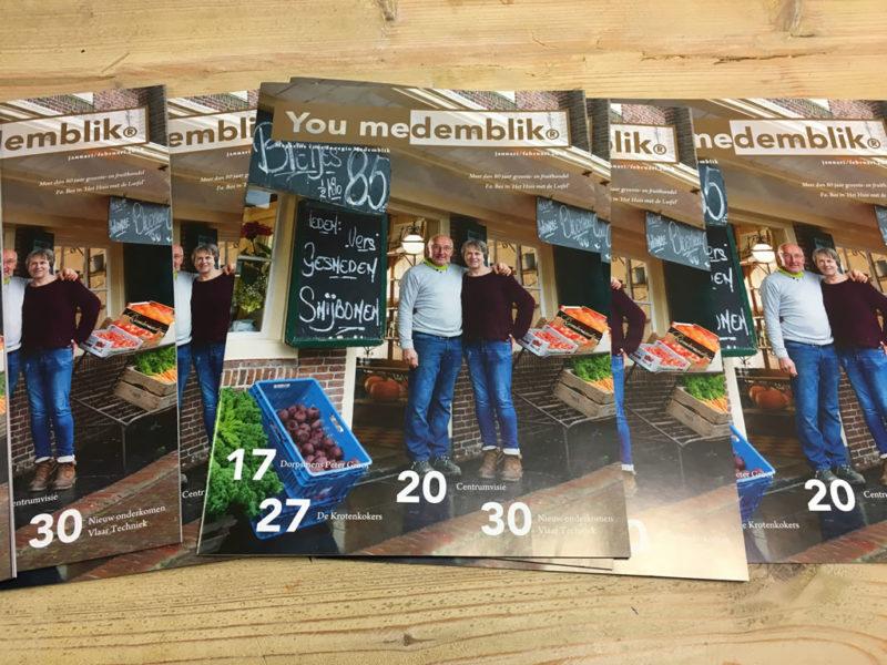 YouMedemblik magazine - 2018 nr. 1