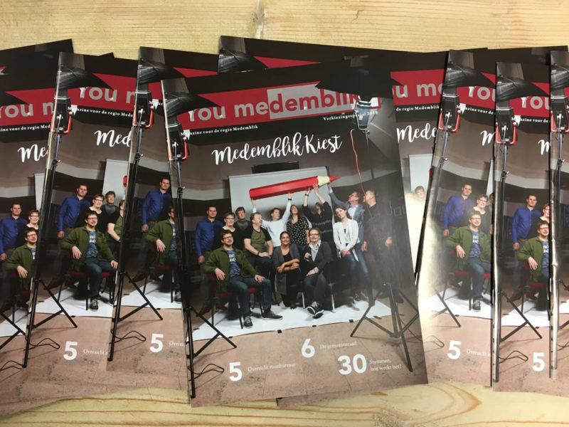 "You Medemblik - Politiek special 2018 ""Medemblik kiest"""