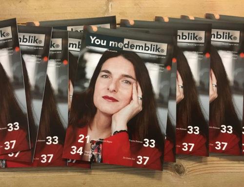 Maart-April 2018 editie van YouMedemblik magazine