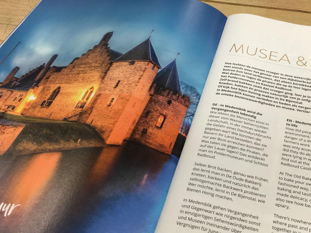 Medemblik rijk aan verhalen - Magazine 2018