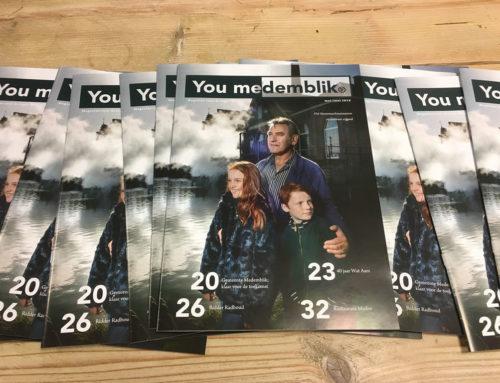 Mei-Juni 2018 editie van YouMedemblik magazine