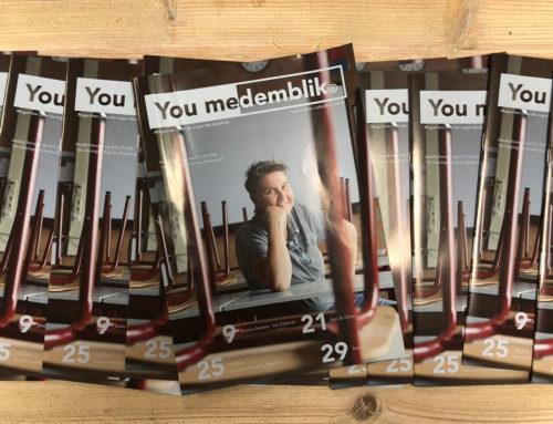 September – oktober 2018 editie van YouMedemblik magazine